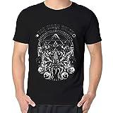 The Mars Volta Rock Band Goliath Logo Man O-neck Short-Sleeve Screen-Print T-shirts