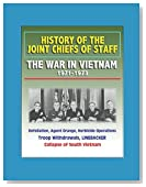 History of the Joint Chiefs of Staff - The War in Vietnam 1971-1973 - Defoliation, Agent Orange, Herbicide Operations, Troop Withdrawals, LINEBACKER, Collapse of South Vietnam