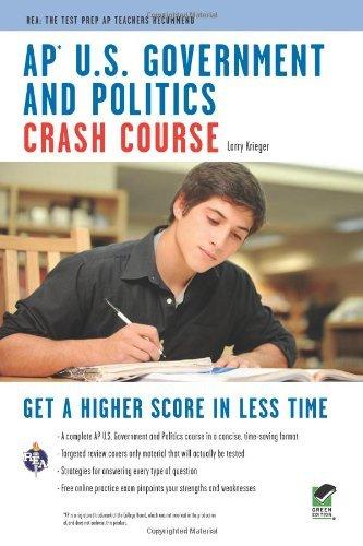By Larry S. Krieger - AP U.S. Government & Politics Crash Course (11.4.2009)