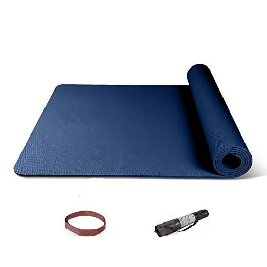 KYCD - Esterilla de Yoga Acolchada, Multiusos, Ideal para ...