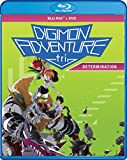 Digimon Adventure Tri.: Determination (Bluray/DVD Combo) [Blu-ray] Image