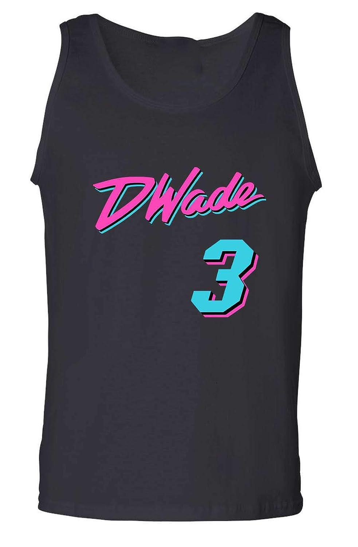 huge selection of 4e24f 6384f Prospect Shirts Black Miami Wade Vice City Tank Top