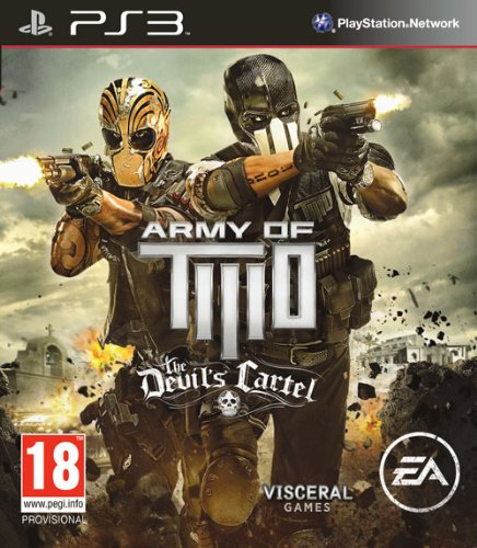 Amazon.com: Army Of Two The Devils Cartel Sony Playstation ...