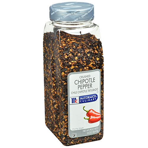 McCormick Culinary Crushed Chipotle Pepper, 16 Ounce