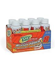 Camco 41191 TST Orange Power 4 oz Toilet Treatment - 8 Pack