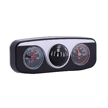221123f0b Amazon.es: Asdomo 3 en 1 Bola guía Integrado para Auto, brújula termómetro  higrómetro decoración Adornos