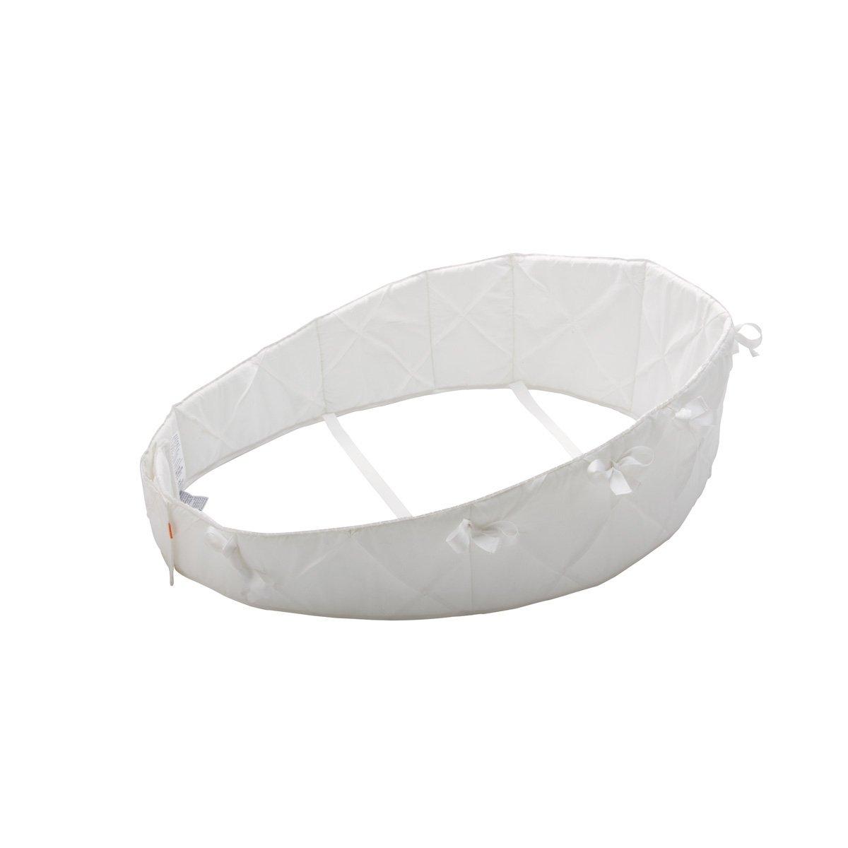 Stokke Sleepi Mini Bumper, Classic White 105407