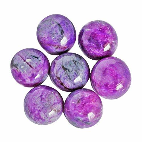 10MM Natural Purple Sugilite Gemstone Round Cabochon Stone Supplier, Jewelry Making,