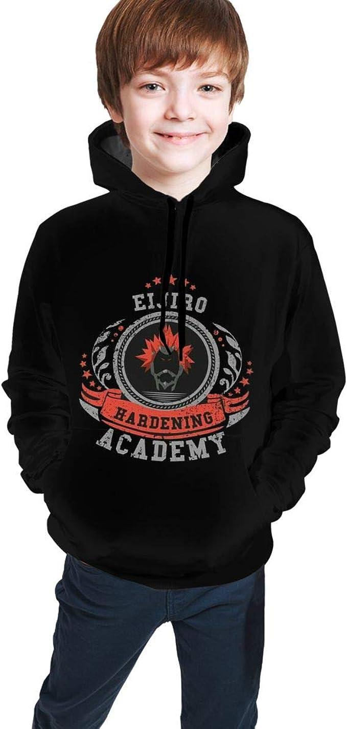 My Hero Academia Boku no Hero Kirishima Eijiro Hoodie Jacket Sweatshirt