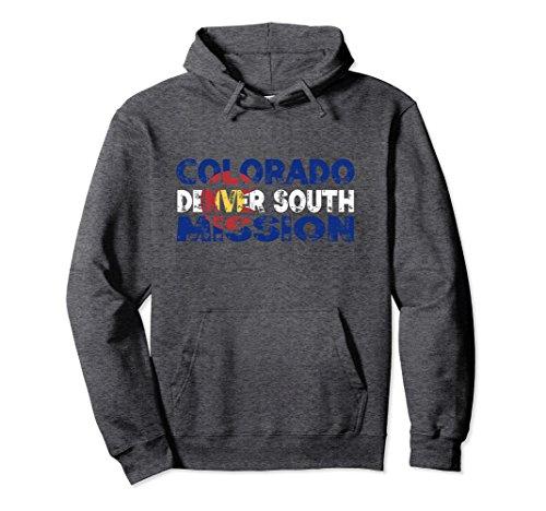 Unisex Colorado Denver South Mission Hoodie XL: Dark - Colorado Shopping Denver