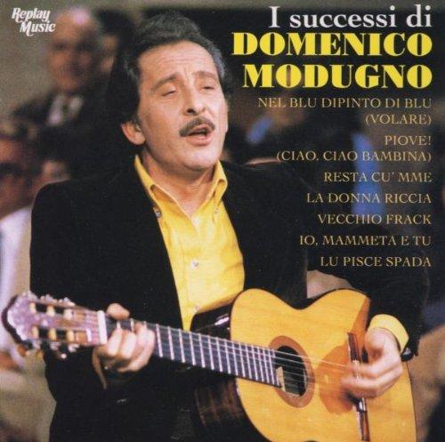 Topics on TV Greatest Hits of Domenico Modugno favorite