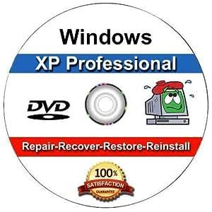 Downloading XP Repair Disk