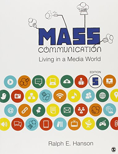 Mass Communication:Living In.. W/Access