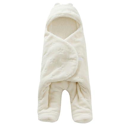 Tongchou Bolsa de Dormir de Piernas Separadas Swaddle para Bebes Ninos Ninas Recien Nacidos Otono Invierno