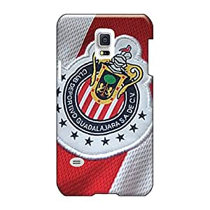 Scratch Resistant Hard Cell-phone Cases For Samsung Galaxy S5 Mini With Custom High-definition Chivas Skin WayneSnook
