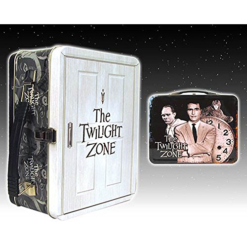 The Twilight Zone Doorway to The Twilight Zone Tin Tote