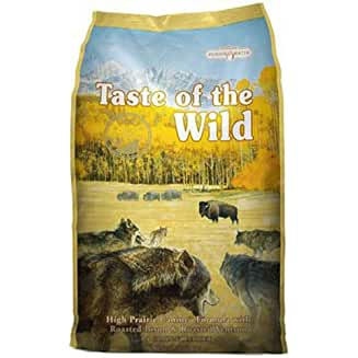 Taste of the Wild, Canine Formula (our Best Dog Food Without Corn)