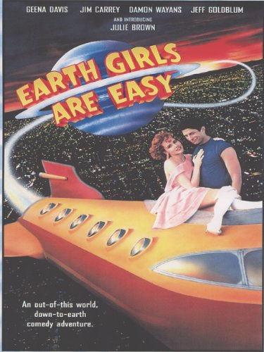 Amazon Com Earth Girls Are Easy Geena Davis Jeff