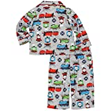 Thomas & Friends Boys 2T-4T 2-Piece Team Thomas Pajama Set