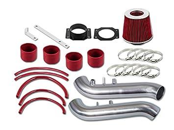 R & L Racing corto Ram Kit de Admisión de aire + filtro para 90 –