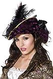Marauding Purple Pirate Hat