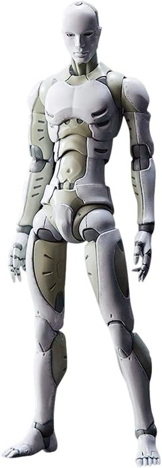 iGREATWALL Drawing Mannequin Action Figures Model with Movable Joints Gestures,Model Stands for Sketching 11.8 Height 1//6