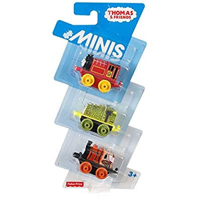Thomas & Friends Minis Engine Pack # 8: Toys & Games
