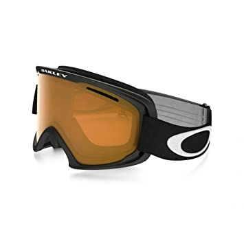 2df6286e71 Image Unavailable. Image not available for. Color  Oakley O Frame XM 2.0  Snow Goggles Matte Black with Persimmon Lens