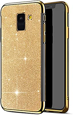 Robinsoni Funda Compatible con Samsung Galaxy A8 Plus Funda ...