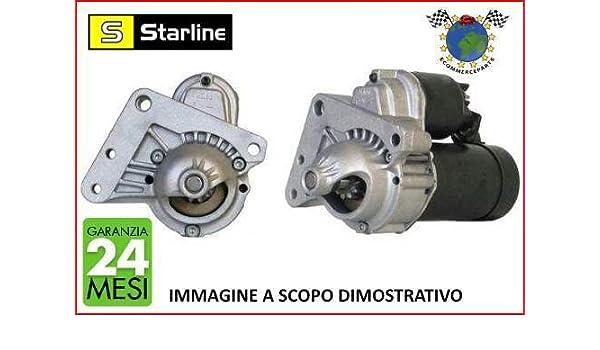 sx2123 Motor de arranque Starline Ford Escort VII Diesel 1995 > 2002: Amazon.es: Coche y moto