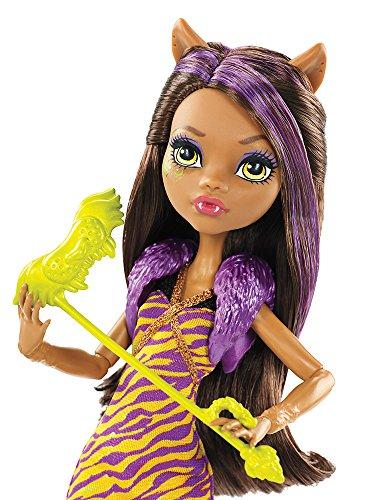 Monster High Dance The Fright Away Clawdeen Wolf Doll