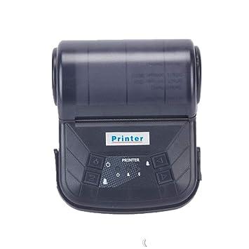 ZUKN Impresora Térmica Bluetooth De 80 Mm Inalámbrica ...