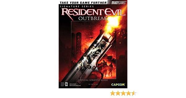 resident evil outbreak guide