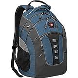 SwissGear by Wenger the Granite 16' Computer Laptop Backpack (Dark Blue)
