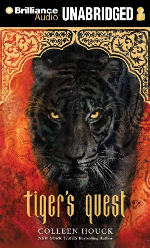 Tiger's Quest (Tiger's Curse Series) by Brilliance Audio