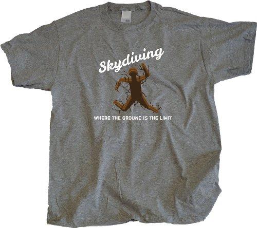 JTshirt.com-20061-Ann Arbor T-shirt Co. Men\'s Skydiving: Where the Ground is the Limit! T-Shirt-B00DYDL6UI-T Shirt Design
