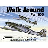 FW-190D Walk Around, E. Brown Ryle, 0897473744