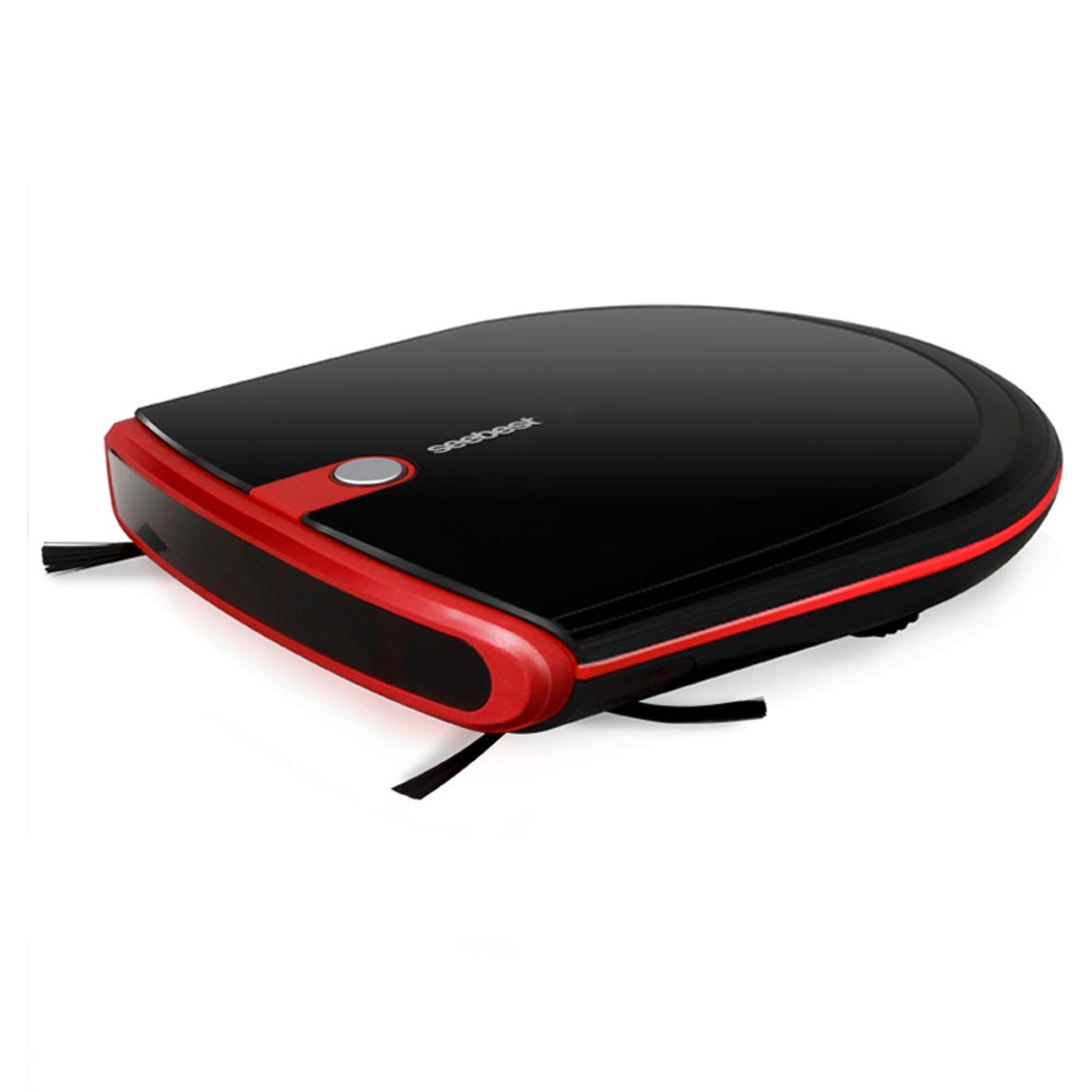 Seebest Super Slim Robot Vacuum Cleaner with Auto Recharge E630 2.48 in Height Good for Tile and Hard Floor