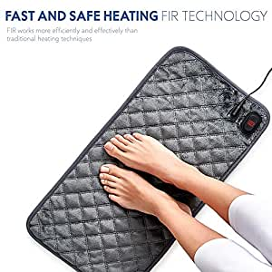 Amazon Com Heating Pad With Fast Heating Technology Moist