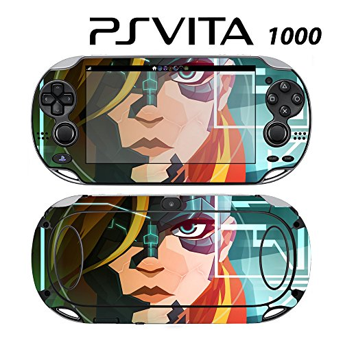 Skin Decal Cover Sticker for Sony PlayStation PS Vita (PCH-1000) - Velocity 2X -  Decals Plus, PV1-GA54