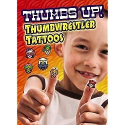 Thumbs Up! Thumbwrestler Tattoos