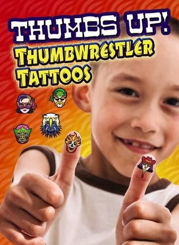 Thumbs Thumbwrestler Tattoos Jourdan Pereira product image