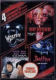 Wolfen (1981) / Morts Suspectes (1978) / Body Snatchers (1993) / Lune De Sang (1996) 4 Films (English/french)