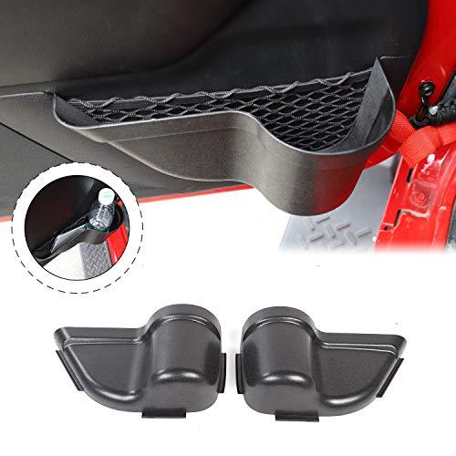 bromrefulgenc Gear Stick Shifter Head,Car Metal Shifter Knob Expansion Gear Shifter Adjustable Height Lever Extender Black