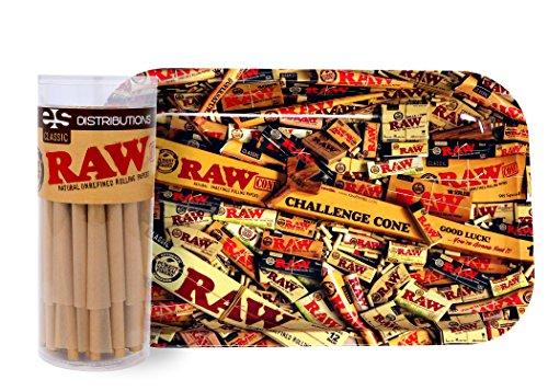 raw metal tray bundle - 5