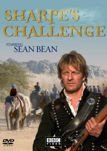 Sharpe's Challenge (DVD) (Waterloo Outlet)