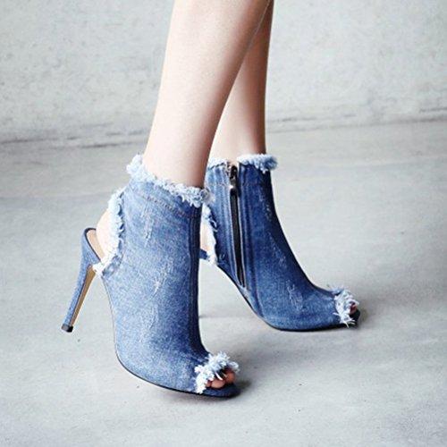Blue Agodor Light Bas Femme Bleu xwRFp
