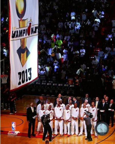Buy miami heat championship banner