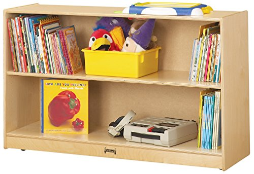 Low Shelving - Jonti-Craft 0792JC Low Adjustable Bookcase