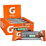 Gatorade Whey Protein Recover Bars, Mint Chocolate Crunch, 2.8 ounce bars (12 Count)